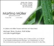 Traueranzeige Motiv A 021 BL - Pflanze, Blatt, Regen, Regentropfen
