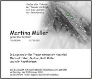 Traueranzeige Motiv A 022 BL - Pflanze, Blatt, Regen, Regentropfen