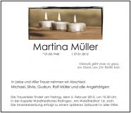 Traueranzeige Motiv A 019 KE - Kerze, Kerzen, Licht, Teelicht, Teelichter