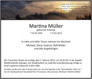 Traueranzeige Motiv A 018 SU - Sonnenuntergang, Abendsonne, Wolken