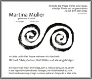 Traueranzeige Motiv A 019 SY - Symbol, Spirale, Lebensspirale