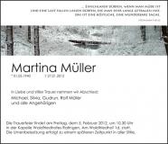 Traueranzeige Motiv A 015 WA - Winter, Baum, Wald, Schnee