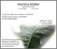 Traueranzeige Motiv A 020 BL - Pflanze, Blatt, Regen, Regentropfen