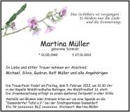Traueranzeige Motiv A 024 BL - Kirschblüte