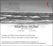 Traueranzeige Motiv A 019 ME - Surfer, Wellen, Meer, Strand