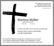 Traueranzeige Motiv A 016 SY - Symbol, Kreuz