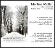 Traueranzeige Motiv A 016 WE - Allee, Winter, verschneit Baumallee