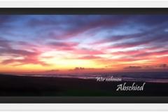 Trauerkarte, Bilder, Sonnenuntergang, Abendsonne, Abschied, Motiv - Nr. 021 SU